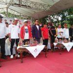 Jalan Sehat Kebangsaan Menyambut HUT Ke 66 Kabupaten Kotawaringin Timur