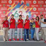 4 Anggota Satpol PP Provinsi Kalteng Mengikuti Pra PON XX Tahun 2019