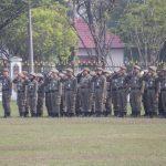 Upacara Hari Kesaktian Pancasila Tingkat Provinsi Kalimantan Tengah Tahun 2019