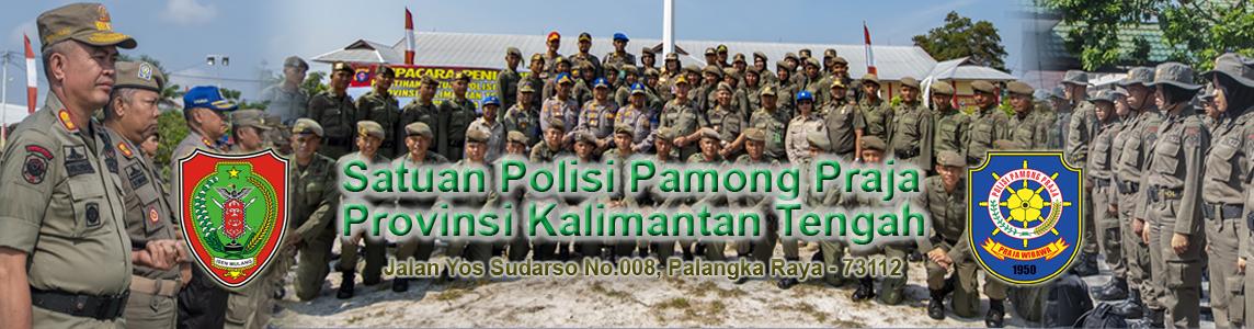 Satpol PP Provinsi Kalimantan Tengah