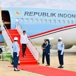 Kunjungi Kalteng, Presiden Tinjau Lokasi Pengembangan Lumbung Pangan dan Posko Gugus Tugas Covid-19