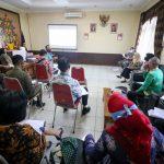 Satpol PP Provinsi Kalteng Adakan Rapat Pembahasan Raperda Penyelenggaraan Trantibumlinmas
