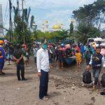 Gubernur Kalteng Tugaskan Kasat Pol PP Prov. Kalteng dan 4 Pejabat Eselon II Sebagai Korlap Dukungan Penanganan Banjir di Wilayah Kabupaten Katingan